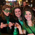 St Patrick's Day Party In Chicago