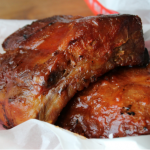 Fall Off The Bone Slow Cooker BBQ Ribs