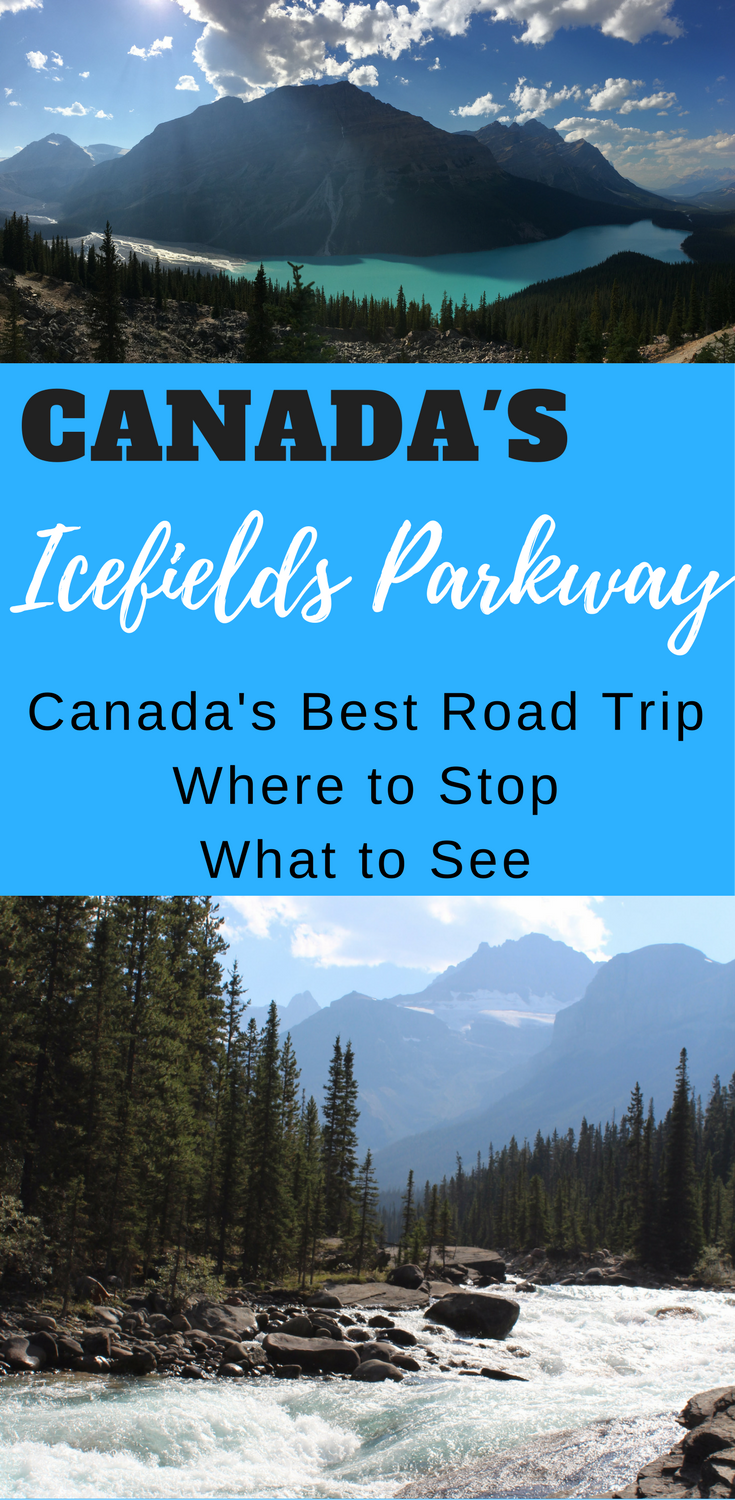 Where to Stop Along Canada's Icefields Parkway My Farmhouse Table Travel Canada