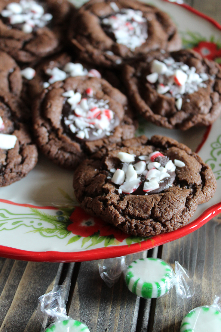 The Pioneer Woman Chocolate Peppermint Cookies My Farmhouse Table