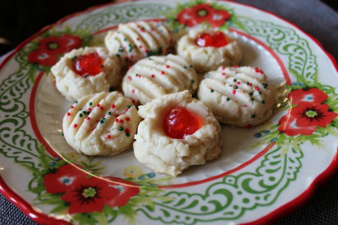 Christmas Shortbread Cookies My Farmhouse Table