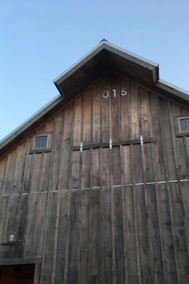 Schager Century Barn Country Wedding My Farmhouse Table