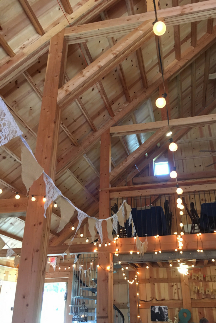 Country Wedding Barn Decorations My Farmhouse Table