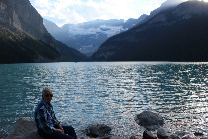 Where to Stop Along Canada's Icefields Parkway Lake Louise