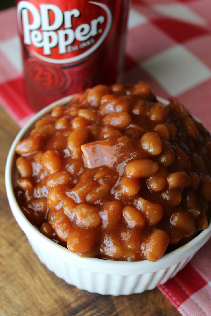Dr Pepper Baked Beans My Farmhouse Table