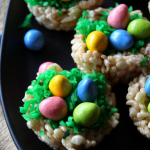 Easter Egg Basket Treats