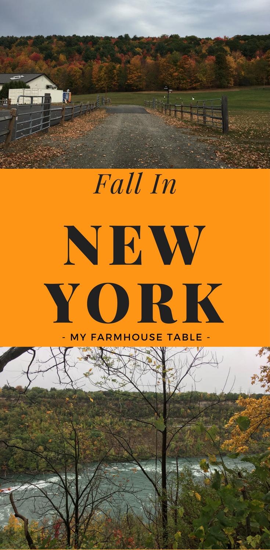 Fall In Upstate New York My Farmhouse Table Travels Niagara Falls Apple Orchard Buffalo