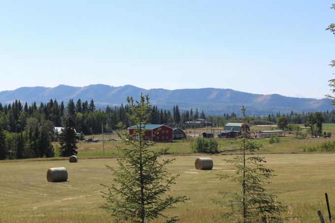 Heartland Ranch Alberta Foothills My Farmhouse Table