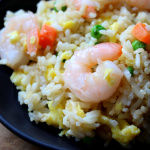 Hibachi Shrimp Fried Rice Recipe Better Than Takeout Yum Yum Sauce Japanese Steakhouse Hibachi My Farmhouse Table