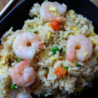 Hibachi Shrimp Fried Rice Recipe Better Than Takeout Yum Yum Sauce Japanese Steakhouse Hibachi My Farmhouse Table