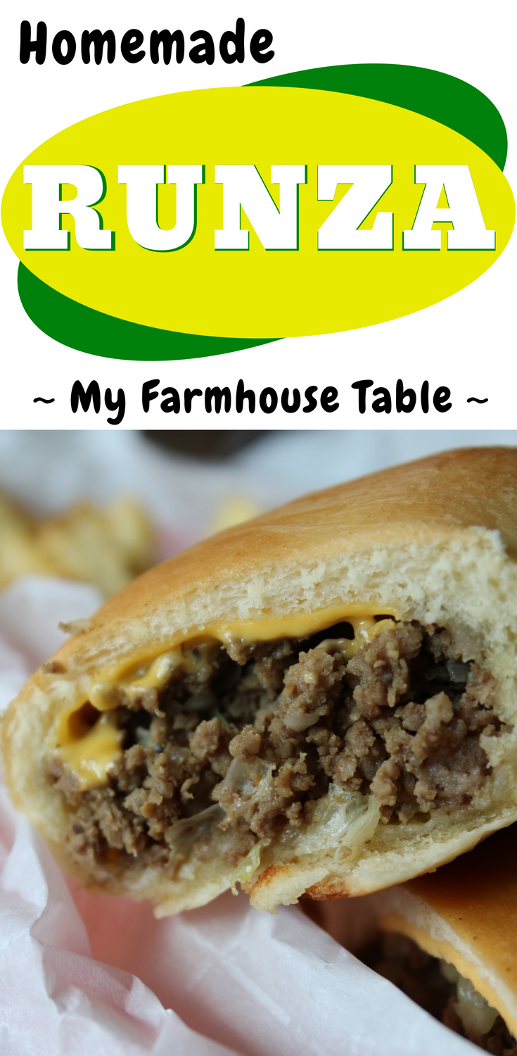 Nebraska's Homemade Runza Easy Recipe Bierocks Best Original Runza Cheese Runza With Frozen Bread Dough My Farmhouse Table