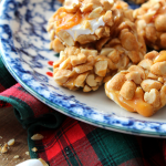 Homemade Salted Nut Rolls Recipe Christmas Candy Recipe Ideas Salted Nut Roll Bars Easy Old Fashioned Gifts My Farmhouse Table