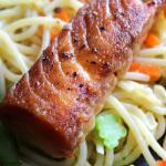Honey Asian Baked Cod