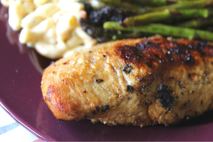 Mesquite Grilled Chicken Marinade Simple Easy Marinade Smoky Chicken Breasts Chicken Thighs My Farmhouse Table