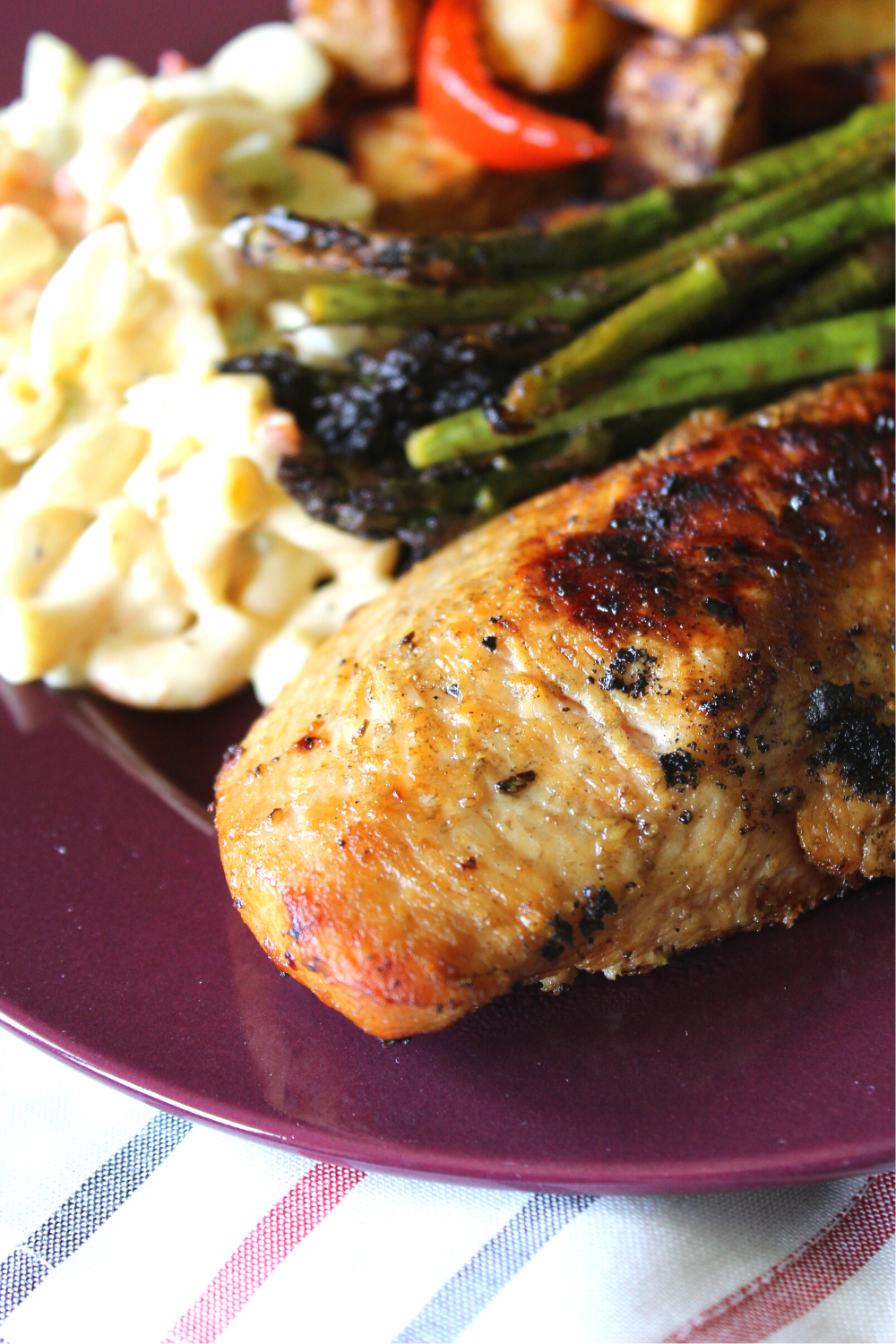 Mesquite Grilled Chicken Marinade Simple Easy Marinade Smokey Chicken Breasts Chicken Thighs My Farmhouse Table