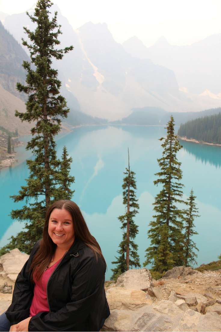 Moraine Lake Canada Banff National Park Alberta Travel