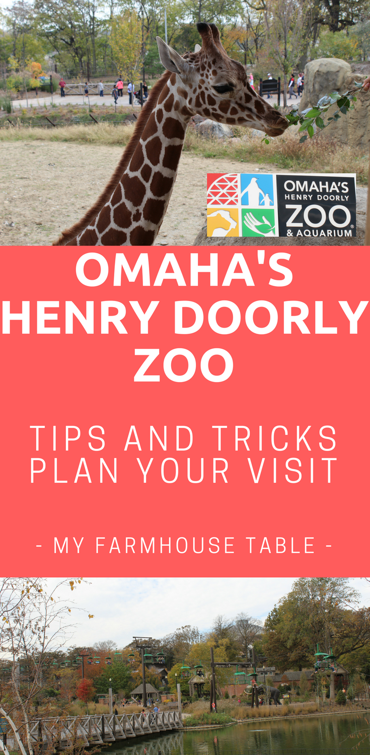 Omaha Henry Doorly Zoo Tips and Tricks to Plan Your Visit Omaha Nebraska Travel Guide What to Do in Omaha Nebraska Travel Nebraska Things to do in Omaha Visit the Omaha Henry Doorly Zoo