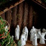 Christmas Nativity Scene Display