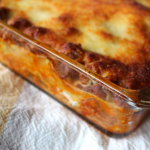 Make Ahead Freezer Lasagna Recipe