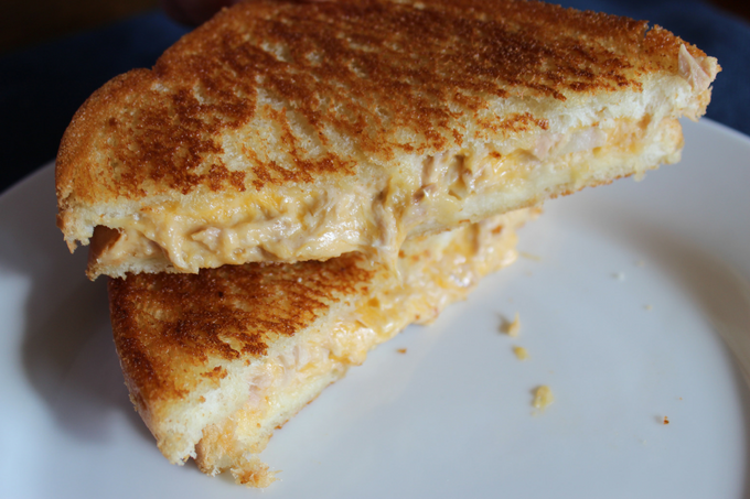Tuna Melt Grilled Cheese Sandwich Tuna Melt Sandwich Grilled Cheese Sandwich Easy Recipe My Farmhouse Table