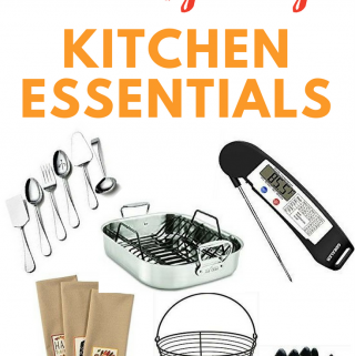 Your Guide to Thanksgiving Kitchen Essentials My Farmhouse Table Thanksgiving Must Have Thanksgiving Decorations Thanksgiving Table Thanksgiving Must Haves Turkey Platter Turkey Roaster Thanksgiving Serving Utensils Thanksgiving Towels