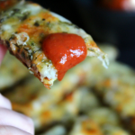 Zucchini Cheese Breadsticks Recipe