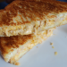 Tuna Melt Grilled Cheese Sandwich